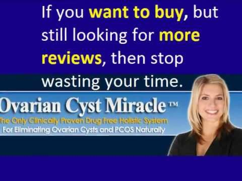 Do Not Buy Ovarian Cyst Miracle by Carol Foster Review Until You See Ovarian Cyst Miracle Review