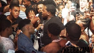 NBA Youngboy Fight in Richmond VA   Shot By @KEEEZYMAY (REAL FULL VIDEO) CLEAR FOOTAGE (BIG BRAWL)