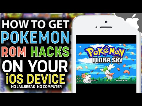 how to download pokemon rom on iphone