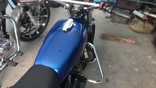 Yamaha Rx135 5speed Modified