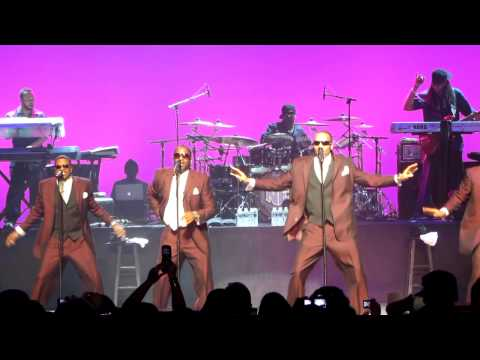 New Edition: &quot;If It Isn&#039;t Love&quot; - NJPAC Newark, NJ 2/19/12