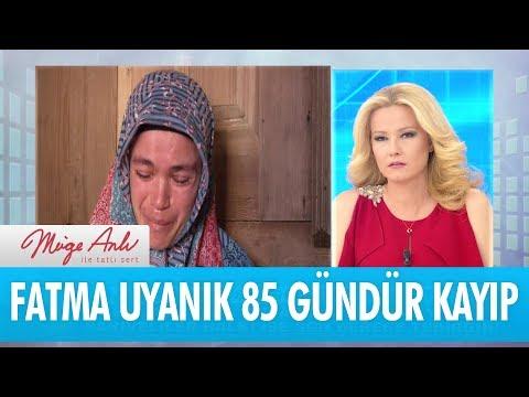 Fatma Uyanık 85 gündür kayıp - Müge Anlı İle Tatlı Sert 29 Aralık