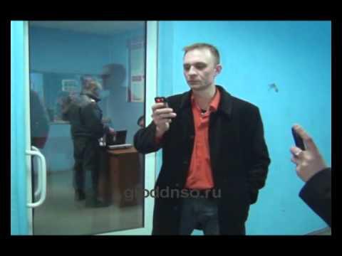 2012.04.07 Нетрезвая Юля 2 серия
