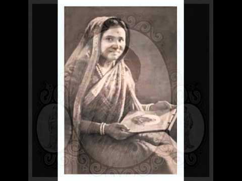 The Great Bal Gandharva sings Nath Ha Maza