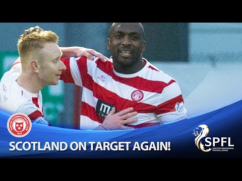 Veteran hitman Jason Scotland on target again