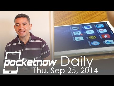 iPhone 6 Plus bendgate replacement, HTC Re, Moto Shamu & more - Pocketnow Daily