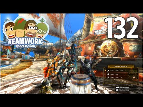 Monster Hunter Video Podcast #132 - Farewell 3 Ultimate: We sacrifice our Elder God  to you.
