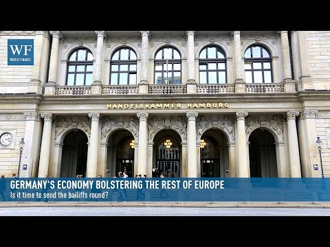 Germany can stomach Eurozone wobbles, says Holger Schmieding | World Finance Videos