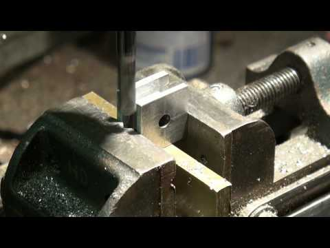 Watchmakers Lathe Tool Holder