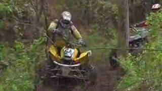 Iowa ATV big race (with fails and crashes)