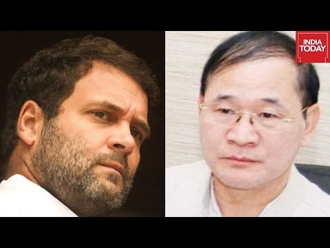 Arunachal CM Attacks Rahul Gandhi After Congress Debacle In Elections