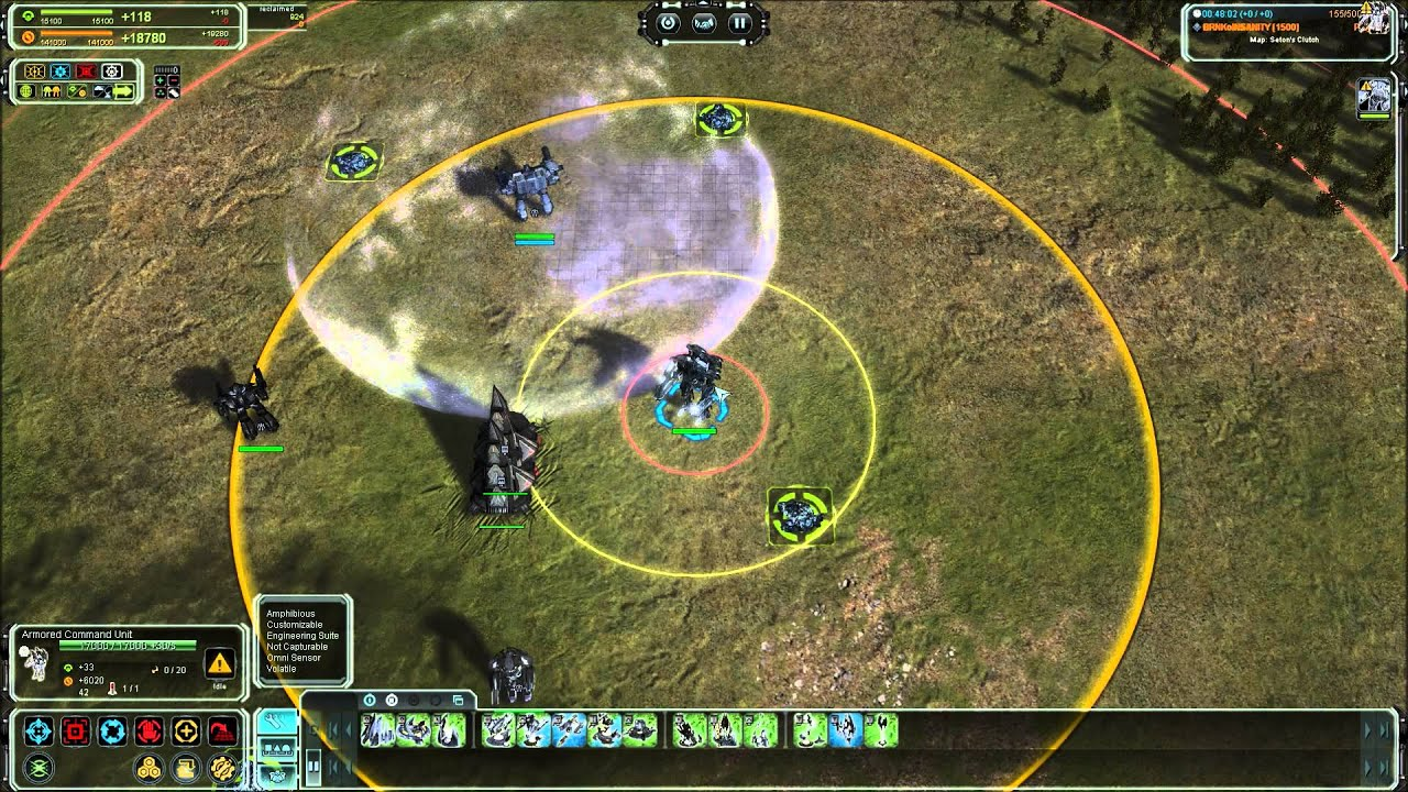 how to add friends supreme commander forged alliance