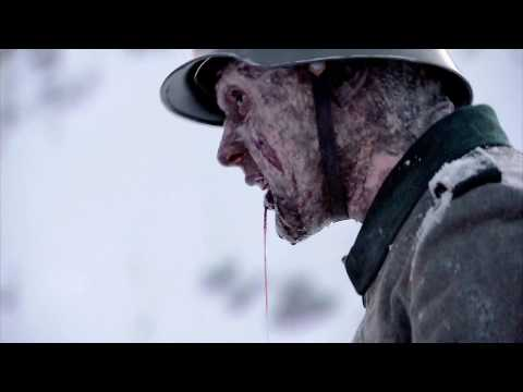 Død Snø (Norwegian Dead Snow HD trailer) Nazi Zombie Terror!! | Watch in HD