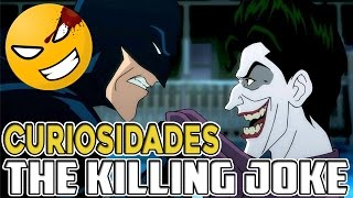 Curiosiodades de THE KILLING JOKE | Película de Batman | #Mefe