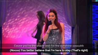 Baixar - Give It Up Ariana Grande Ft Elizabeth Gillies Lyrics Grátis