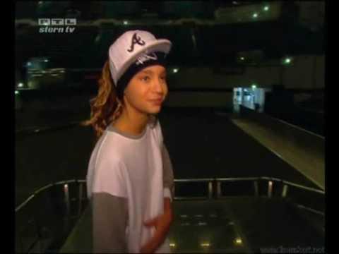 Мега прикол c Tokio Hotel
