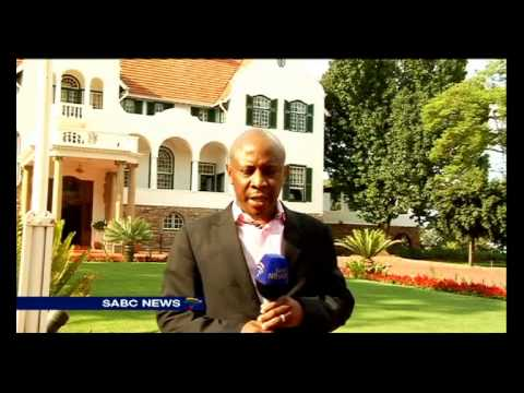 President Jacob Zuma met editors in Pretoria