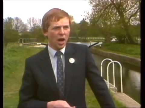Flooding Environment Thames News 1982