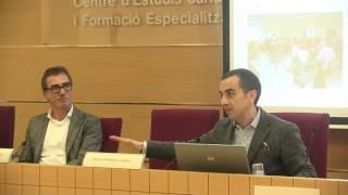 Avaluació I, de les condicions i dels processos de treball en medi obert. Màrius Martínez