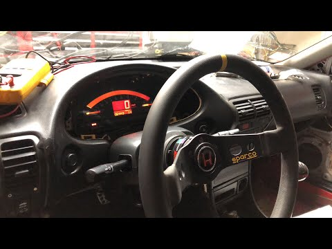 Project RED: VLog # 30 - S2000 cluster installed