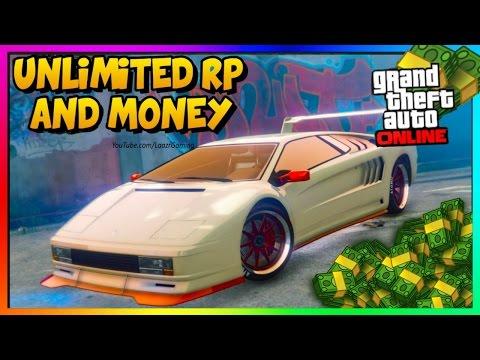 "GTA 5 Online: ""UNLIMITED MONEY & RP"" METHOD! - New Best Fast Money Not Money Glitch PS4/XB1/PC 1.39"