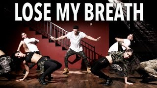 """LOSE MY BREATH"" 
