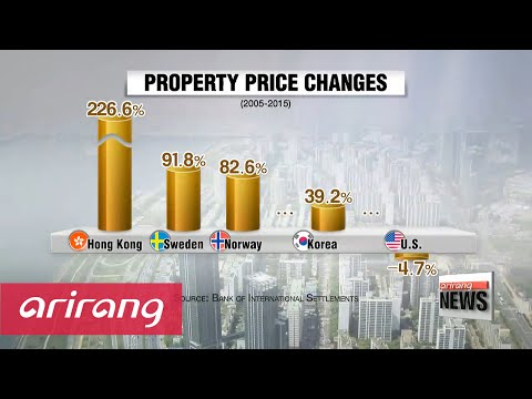 Housing prices worldwide jump nearly 50% in 10 years