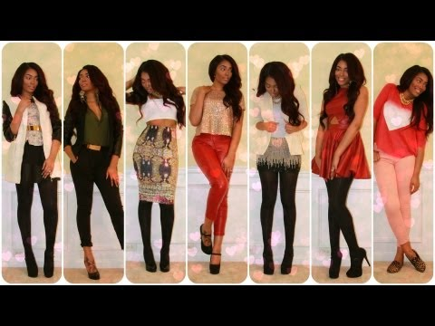 ❤ Fabulous Date Night Fashion Lookbook!!! ❤