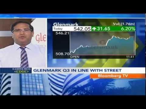 Market Pulse- Expect Margins To Improve: Glenmark