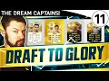THE DREAM CAPTAINS Draft To Glory 11 FIFA 16 Ultimate Team mp3