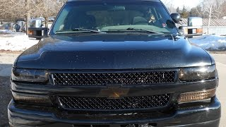 HOW TO Leveling 2015 Silverado Style Aftermarket Tow Mirrors