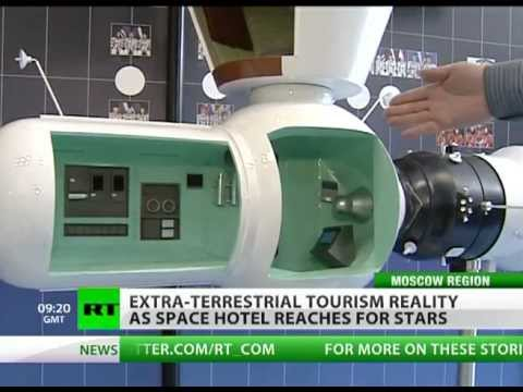 60 Million Dollar Views: Space hotel makes E.T. tourism reality