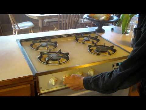... To Fix Cooktop Auto Igniter Wont Stop Clicking - DCS - Gas Stove Top