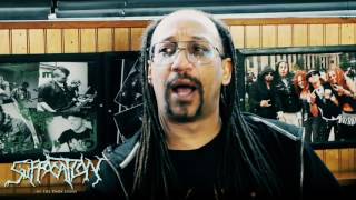 SUFFOCATION - Death Metal: Then and Now (OFFICIAL INTERVIEW)