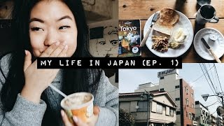 A Week In A Life In Japan ???? | Vlog (Ep. 1)
