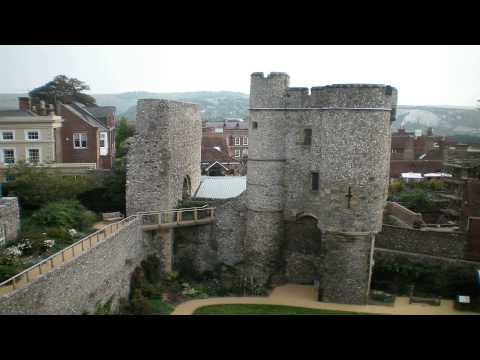 Lewes Castle Lewes South East England
