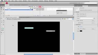 Actionscript 3 Flash Menus Tutorial