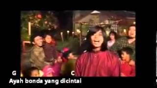 Hujan feat Raihan - Salam Aidilfitri (lirik & kord).wmv