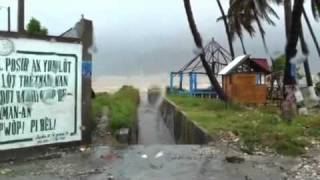 A Video From Hurricane Tomas View From Jacmel