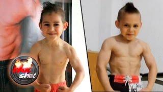 Dua Bocah Terkuat di Dunia - Hot Shot 19 Agustus 2016