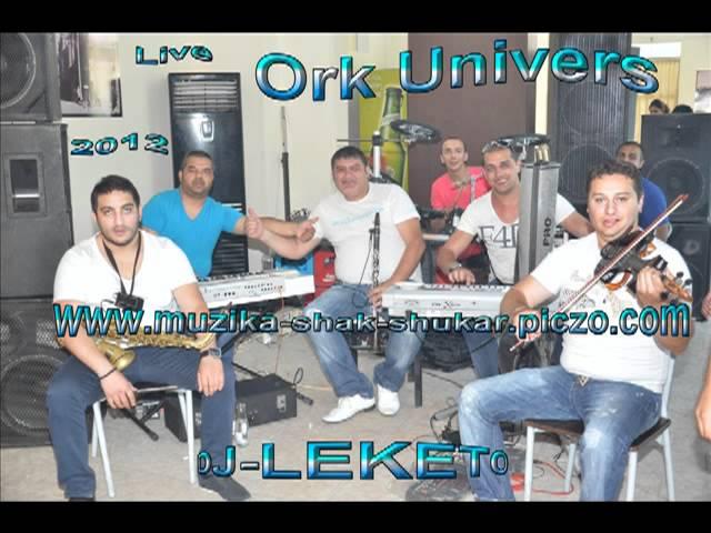 ork.univers Live  Alioshata 2012 Dj LeKeTo