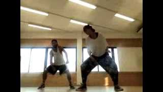 MAKIN' PAPERS - CHOREOGRAPHY BY KARIN