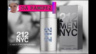 Reseña de perfume 212 MEN NYC Carolina Herrera