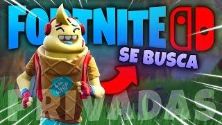 ** P R I V A D A S ** con SUBS en  FORTNITE para Nintendo SWITCH en DIRECTO