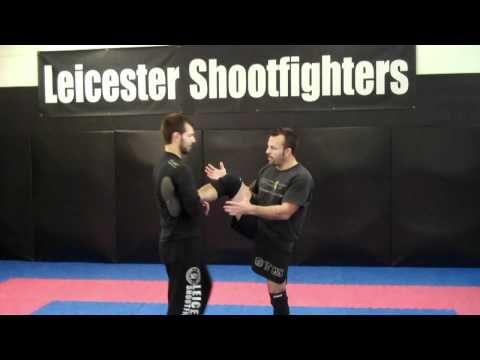 BOLT Wrestling Kenny Johnson - Counter to High Single Leg at Leicester Shootfighters Image 1