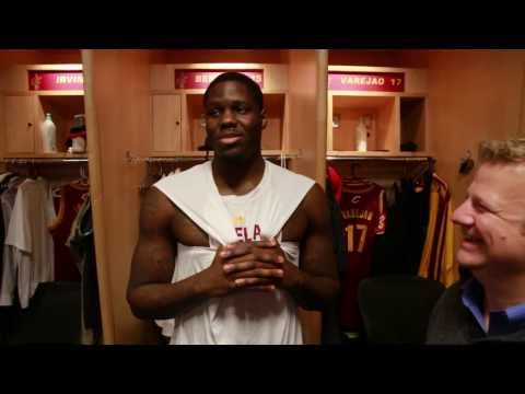 Anthony Bennett Forgets the Donuts: NBA Rooks
