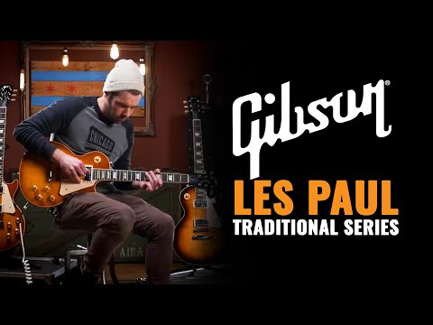 2016 Gibson Les Paul Traditional Series | Guitar Demo
