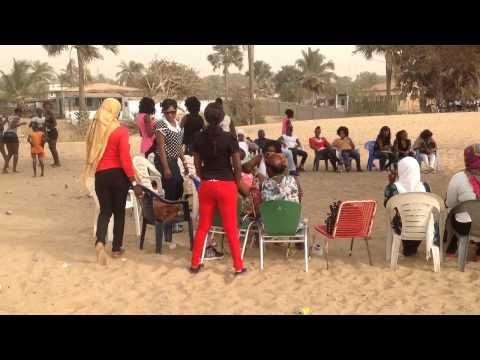 Gambia holiday destination