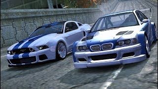 NFS MW Razor vs Tobey Marshall Final Races