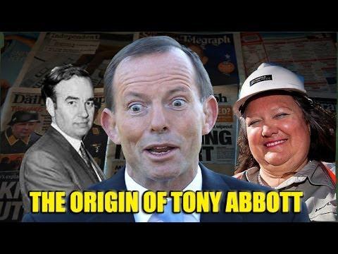 the origin of Tony Abbott